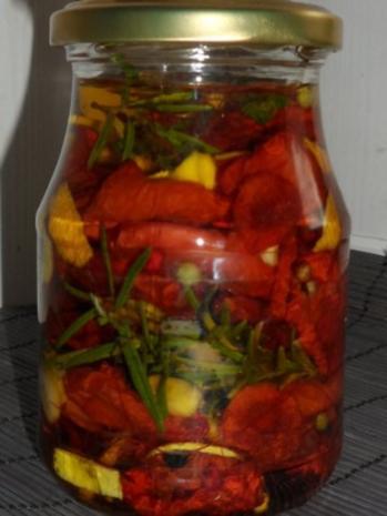 Antipasti: Eingelegte getrocknete Tomaten - Rezept - Bild Nr. 14