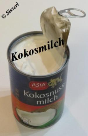 Sisserl's ~ Kokos - Pannacotta - Rezept - Bild Nr. 5