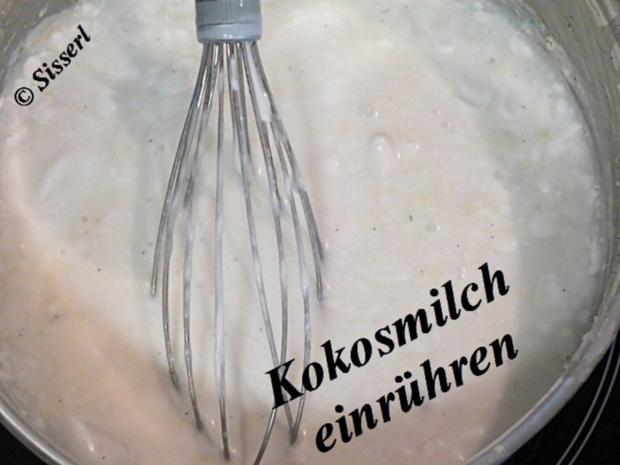 Sisserl's ~ Kokos - Pannacotta - Rezept - Bild Nr. 7