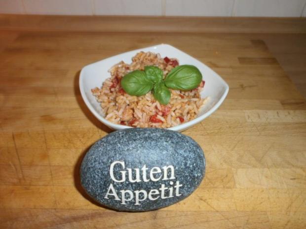 Ruck- Zuck Reis-Salat - Rezept - Bild Nr. 2