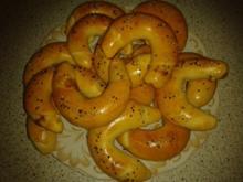 Gefüllte Hörnchen ala Amaryllis - Rezept