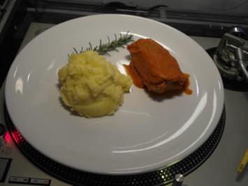 Rezept: Holubzi mit Kartoffelbrei