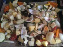 Gemüseblech - Rezept