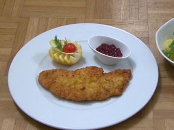 Rezept: Wiener Schnitzel (Marco Angelini)