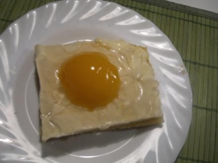Spiegeleier-Kuchen - Rezept