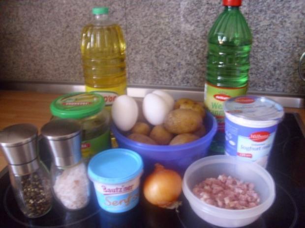 Martas Kartoffelsalat - Rezept - Bild Nr. 2