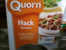 """Fleischfreie """"Hackfleisch""""soße - Rezept"""