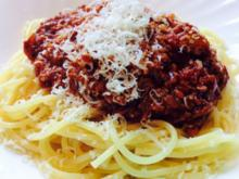 Spaghetti Bolognese ala ppcw - Rezept - Bild Nr. 2