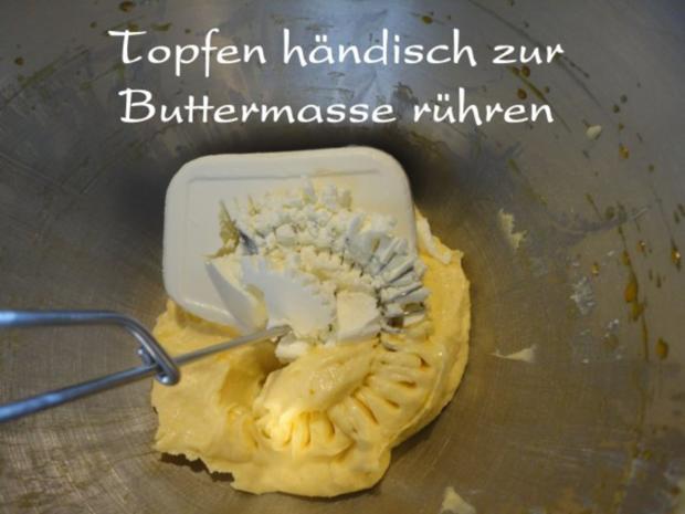 flaumige Topfen Küchlein - Rezept - Bild Nr. 8