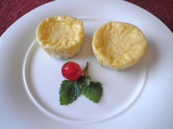 Rezept: Mini - Cheesecakes