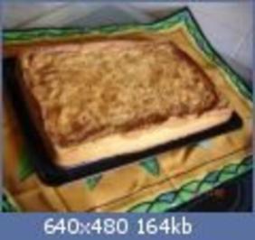 Mandarinenkuchen auf Quark-Ölteig - Rezept