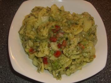 Rezept: Frühlings-Frischer Kartoffelsalat