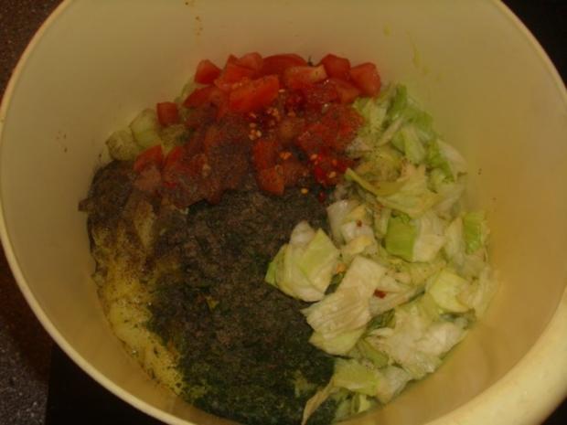 Frühlings-Frischer Kartoffelsalat - Rezept - Bild Nr. 2