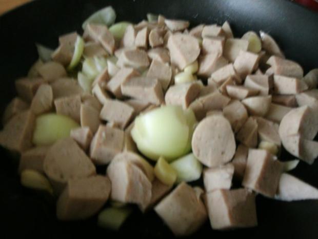 Schmorwurstpfanne - Rezept - Bild Nr. 5