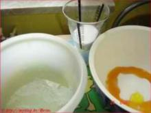 Wasserbiskuit - Rezept