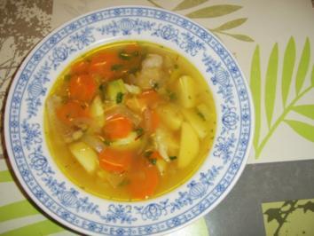 Russische Fischsuppe - Rezept