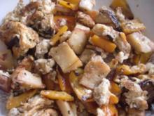 Pilz - Paprika - Ei - Pfanne - Rezept