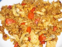 Nasi Goreng ala ppcw - Rezept