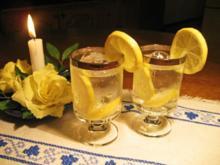 Zitronen-Sprudel ... - Rezept