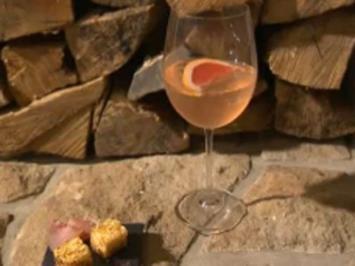 Lillet Rosé Royal - Rezept
