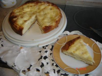Mistelacher Zuckerkuchen im BBK - Rezept