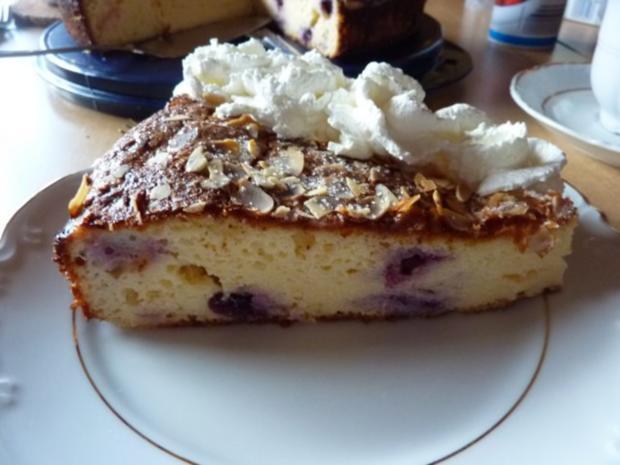 Torte: Feiner Käsekuchen - Rezept