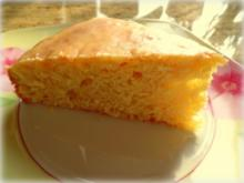 Sauerrahm-Zitronenkuchen - Rezept