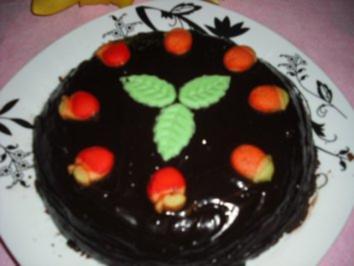 Sacher - Torte - Rezept