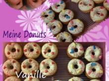 Schokoladen Donuts für den Donut-Maker - Rezept