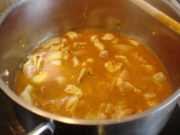 rezept indisches chicken curry beliebte gerichte und rezepte foto blog. Black Bedroom Furniture Sets. Home Design Ideas