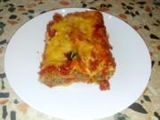 Cannelloni mit Hackfleischfüllung - Rezept