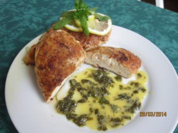 Zitronenhähnchen - Rezept