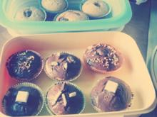 Schoko-Bon-Muffins - Rezept