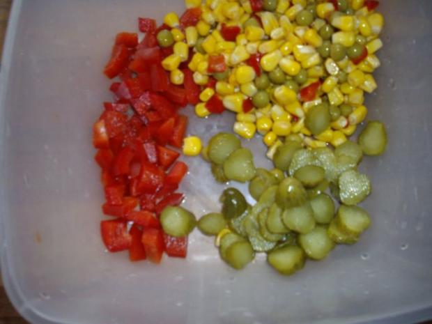 pikanter nudelsalat - Rezept - Bild Nr. 4