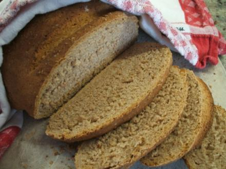 Brot/Brötchen: Dinkelvollkornbrot - Rezept