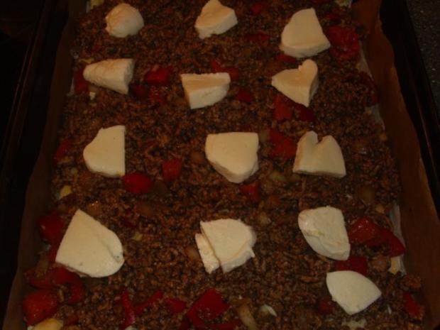 Schlemmer Pizza - Rezept - Bild Nr. 5