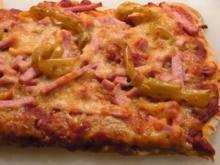 Grundrezept Pizzateig - Rezept