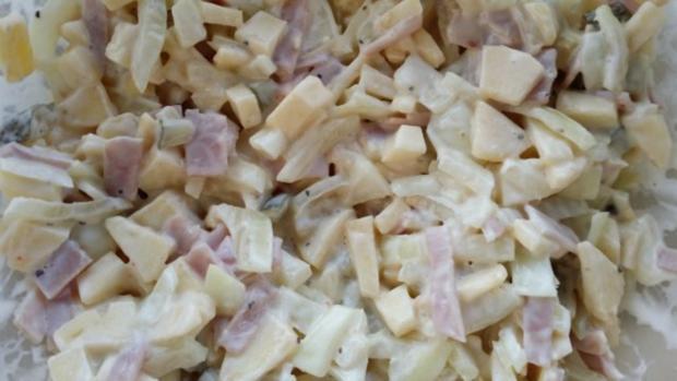 Zwiebelsalat - Rezept - Bild Nr. 2