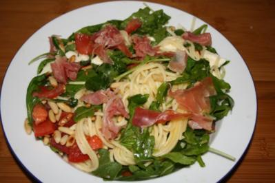 Teichmann's Sommer-Spaghetti - Rezept