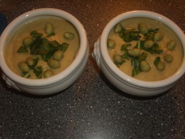 Kartoffel Sellerie Suppe - Rezept - Bild Nr. 4