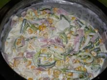 Teichmann's Lauchsalat mit selbstgemachter Mayonnaise - Rezept