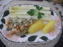 Vegan : Seitan - Gemüse - Frikassee - Rezept