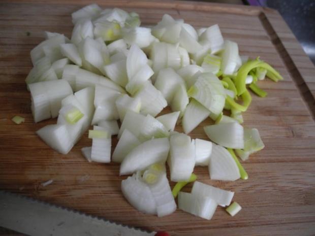 Vegan : Schnelle Erbsensuppe - Rezept - Bild Nr. 8