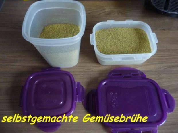 Vegan : Schnelle Erbsensuppe - Rezept - Bild Nr. 10