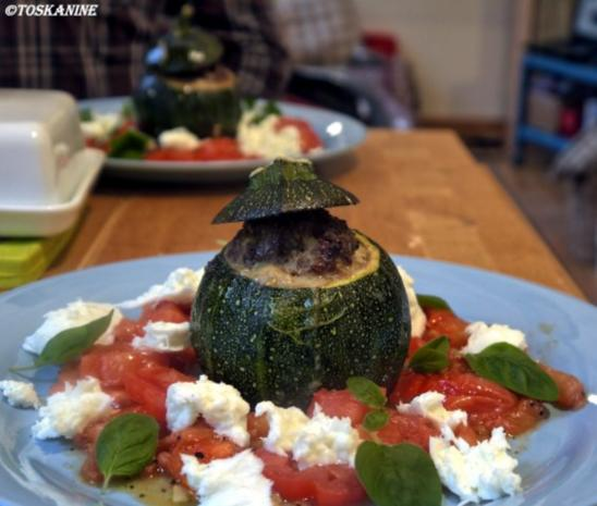 Gefüllte Zucchini mit Vanille-Tomaten - Rezept - Bild Nr. 15