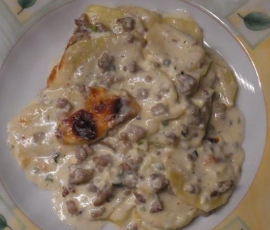 Kartoffel-Hack Auflauf - Rezept - Bild Nr. 7