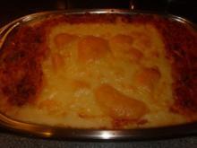 Gnocchi Auflauf mit Kåsefondue - Rezept