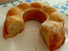 Kuchen: Buttermilch-Apfel-Gugelhupf - Rezept