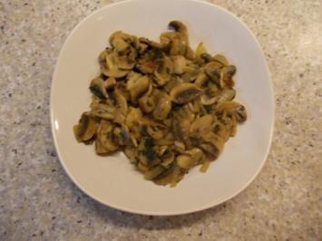 Rezept: Knoblauch-Champignons