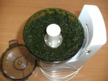 Konservieren: Bärlauch-Paste - Rezept